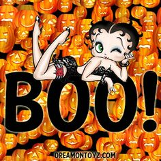 Betty Boop Pictures Archive: Halloween                              …                                                                                                                                                     More