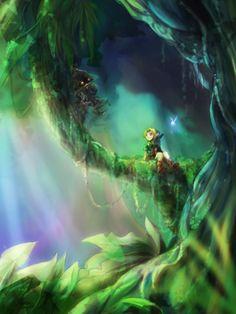 Legend of Zelda.