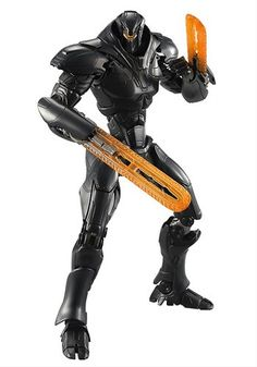 The second release of figures for Pacific Rim - Uprising  The robot spirits incredible balance of possibility and proportions is a perfect match for the mysterious Obsidian Fury.