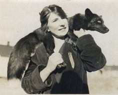 Soyouthinkyoucansee Silver foxy lady's vintage snapshot women photographer old 1930's weird snap shot