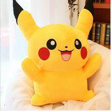 """8.5 """" 22 cm Pikachu pelúcia alta qualidade muito bonito Pokemon Pokemon Pikachu boneca dos desenhos animados brinquedos de pelúcia para crianças(China (Mainland))"""