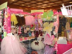 craft fair booth display ideas | christmas craft show