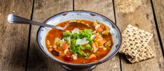 Ministrone Soup - Healthy Recipes - 30 Day Fitness Challenges