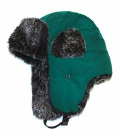 0de7ec2ee02 City Hunter W200n Original Solid Trapper Ski Hat (13 Colors)
