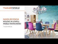 Kolekcja Lovell- Matkowski Meble. Lovell's collection, Matkowski Furniture.