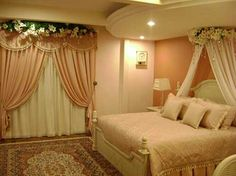 Mcm Bilik Pengantin Wedding Night Room Decorations Bedroom Design
