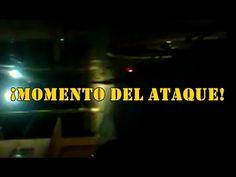 Video del momento del ataque a los normalistas de #Ayotzinapa. De Desinf...