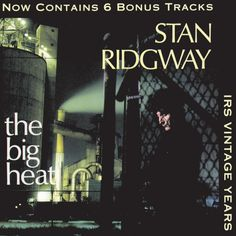 Good Morning Social Media! My Pick for today's Featured #Spotify #Playlist is actually an Album today: The Big Heat by Stan Ridgway; #NowPlaying I feature a new Playlist (or Album) daily, It's what I have on here in the Studio while I Paint away. You can Listen to this Playlist for #FREE (be sure you are logged into your Spotify account, don't have one, sign up it's Free (with ads)) both here at the link and on my Pop Culture #BLOG at my website: www.JamieRoxx.us Enjoy! :) #JamieRoxx