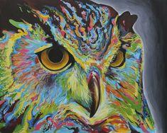 'Owl' by Harvin Alert