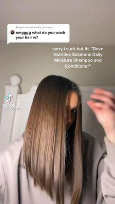 Hair Tips Video, Hair Videos, Hair Growing Tips, Hair Tutorials For Medium Hair, Diy Hair Treatment, Diy Hairstyles, Haircuts, Hair Upstyles, Diy Hair Mask
