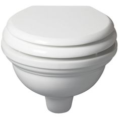 Wall Hung Toilet - Ceramic Collections - Shop by type - Bathrooms Garden Pot Tray, Wall Hanging, Ceramics, Bidets, Wall, Fired Earth, Wall Hung Toilet, White Ceramics, Toilet