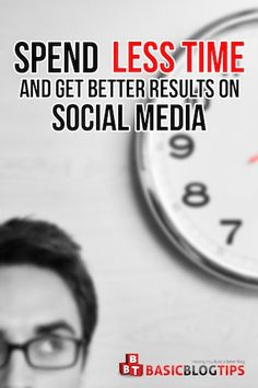 Spend Less of Your Life Time on Social Media and Get a World of Better Results