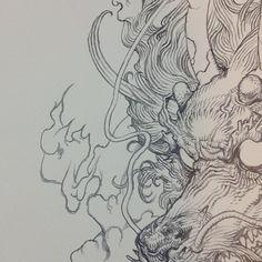 Terrada Katsuya 寺田克也/drawing-now