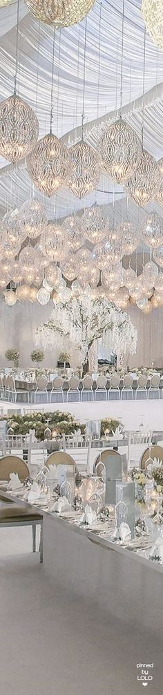 523 Best Receptions Chandelier Glam Images On Pinterest In 2018