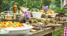 Luxury Ranch - Dining Experiences | The Ranch at Rock Creek