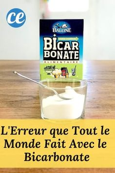 If you read How economise …, you know that bicarbonate is our favorite product! How-to-save explains all the uses of baking soda for cleaning … and those where it is better to use percarbonate of soda! Deep Cleaning Tips, House Cleaning Tips, Diy Cleaning Products, Cleaning Solutions, Cleaning Hacks, Limpieza Natural, Oven Canning, Clean Baking Pans, Cleaning Painted Walls