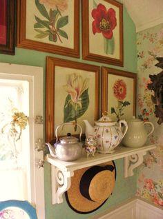 English Cottage Style Decorating