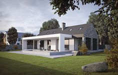 HOUSE1 on Behance