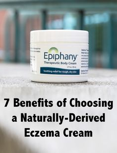 There are natural solutions to alleviating eczema symptoms available independently of drug companies.