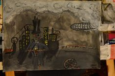 Name: Steam Punk 1 by JMS
