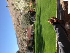 Relaxation in Palm Springs, California