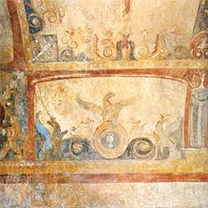 An image of Nero's House, Rome