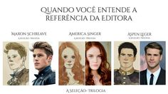 Well ok, I like who they chose off of the drawing but still, William Musely all the way for Maxon!
