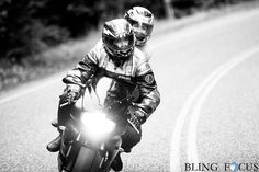 Motorcycle engagement session!
