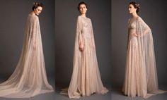 Tuba Edman: Krikor Jabotian Couture Spring/Summer 2014
