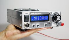 Radio Electronic, Transceiver, Homebrew, Trasmitter, Receiver, Radio Frequency