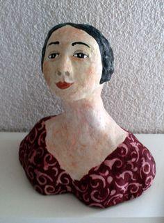 Pappmache Skulptur                                                                                                                                                      Mehr
