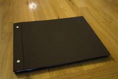 The beauty of a screw post bound book is that it is extremely easy to change or update. I chose to use screw post binding for my portfolio so I only h...