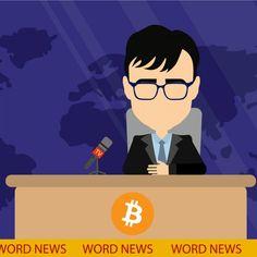 Ведущий новостей, рисунок. John Oliver Tackles Cryptocurrency on Last Week Tonight