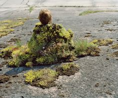 Old People Wearing Vegetation by Riittai Konen and Karoline Hjorth