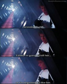 Why Han solo is my fave character