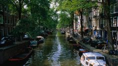 I want to go to Amsterdam! My dad was stationed there before I was born, and I fell in love when I saw the pictures as a kid