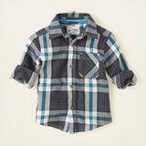 baby boy-long sleeve tops  Children's Clothing   Kids Clothes & Shoes   Clothing Store   The Children's Place