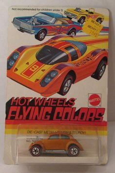 Hot Wheels Redline Volkswagen Striped Original Blister Pack BP RARE & VHTF #HotWheels #Volkswagen