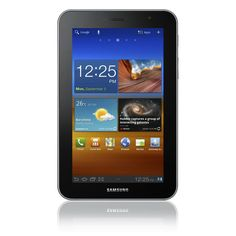 """Samsung Galaxy Tab 7"""" inches P6200 7.0 Plus at Rs. 26,490.00 Only.  http://www.maniacstore.com/Samsung-Galaxy-Tab-7-inches-P6200-7.0-Plus.html"""