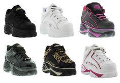 New Buffalo 1339-14 Womens Platform Shoes Boots Ladies Trainers Size UK 3-12 #Buffalo #PlatformshoeBoot