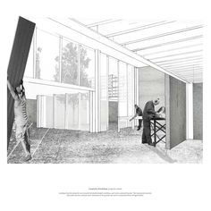 AA School of Architecture Projects Review 2012 - Inter 13 - Clementine Blakemore