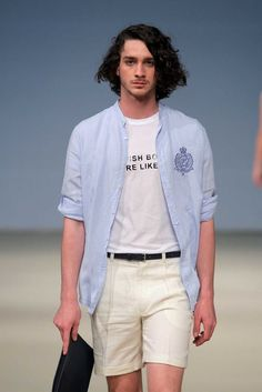 Male Fashion Trends: Noe Bernacelli Spring-Summer 2018 - Lima Fashion Week