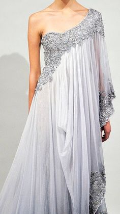 So beautiful, so unique, and so breathtaking. I want a wedding dress exactly like this