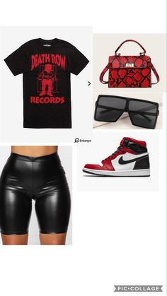 Jordan Outfits For Girls, Baddie Outfits Casual, Swag Outfits For Girls, Lit Outfits, Cute Teen Outfits, Teen Fashion Outfits, Teenager Outfits, Dope Outfits, Trendy Outfits