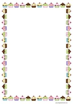 This page border was designed to match my popular birthday chart cupcakes that I am also selling. Use this page for class members to write a birthday wish to the celebrating student and have it complement the birthday chart or simply use it on it's own.