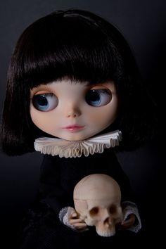 """Serie """"Dans la tête de plastique"""" Portrait flamand - memento mori Exposition juin-juillet 2012, Galerie Second jour, Lyon"""