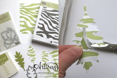 Linnet Stamp 2: The Christmas festivities are open - Stampin 'Up! Artisan Blog Hop - October 4 #