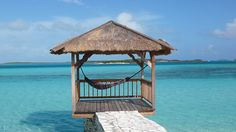 Just planning my #BahamasBucketList! Wouldn't this be the perfect place to have a long nap and escape from winter?