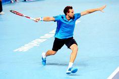 2014 ATP Open 13 Second Round; Ernests Gulbis def. Roberto Bautista-Agut 6-3…