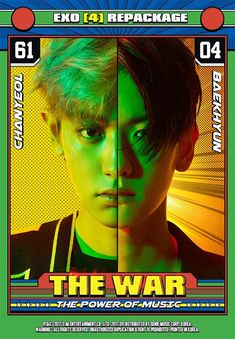 EXO Rilis Teaser Chanyeol & Baekhyun untuk The War: The Power of Music Sehun Oh, Exo Chanbaek, Chanyeol Baekhyun, Kim Minseok, Park Chanyeol, Exo 2017, Exo Official, Exo Album, Xiuchen